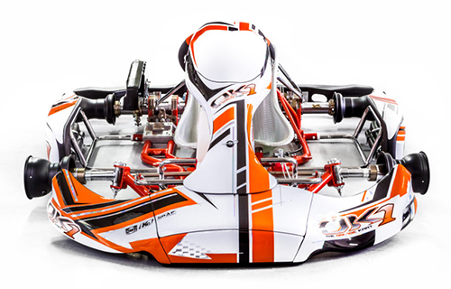 OK 1 Chassis | Pro Speed Kart Sports